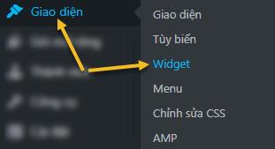 03 cach vao widget vi