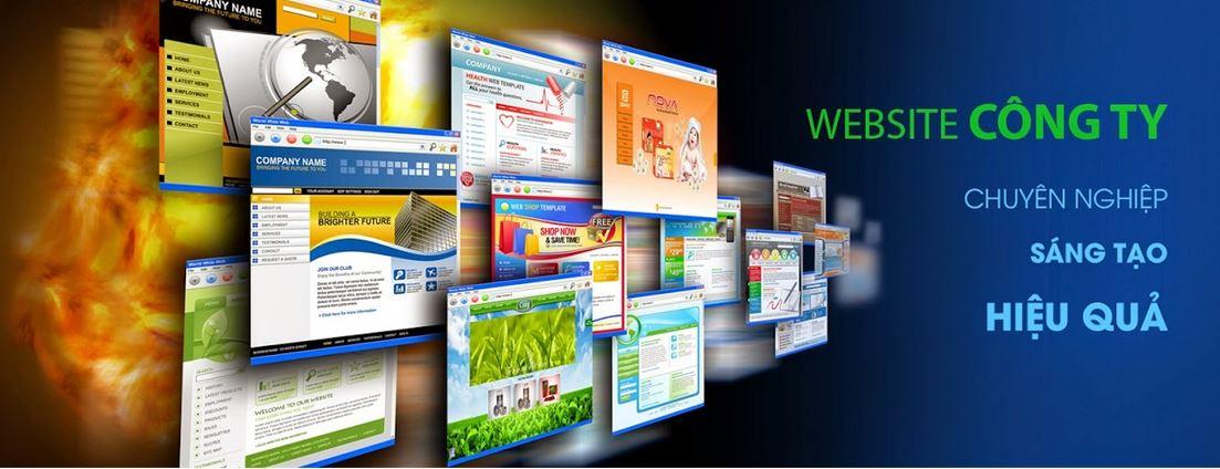 bảng giá thiết kế website doanh nghiệp