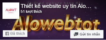 Chèn fanpage facebook vào website