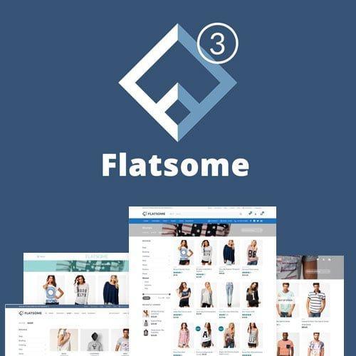 Sử dụng theme Flatsome