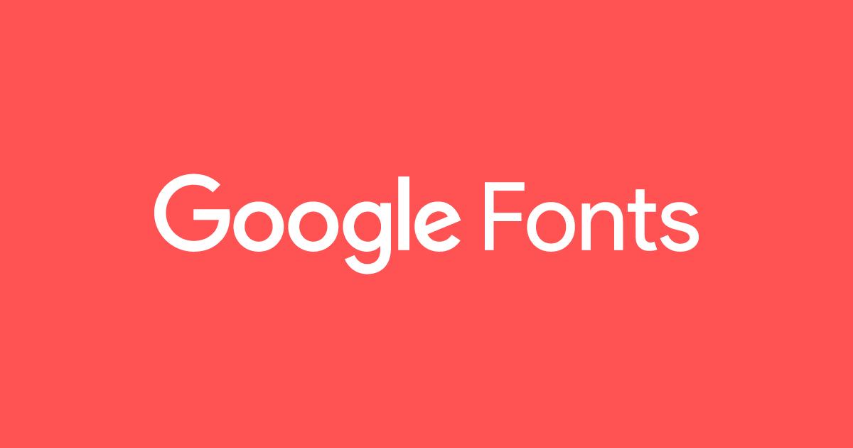 xóa google font