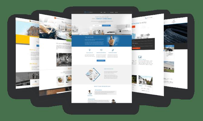 Plugin tạo landing page trong Wordpress