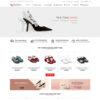 Giao diện giày nữ