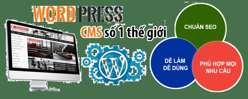 lam website mien phi bang wordpress