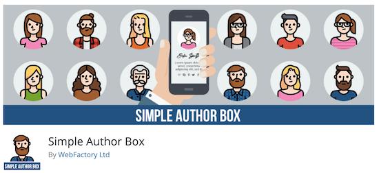 simple author
