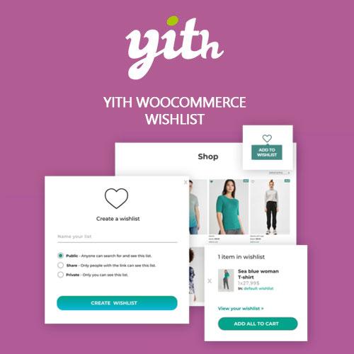 themetot.com YITH WooCommerce Wishlist Premium