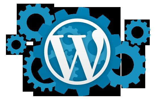 wordpress history