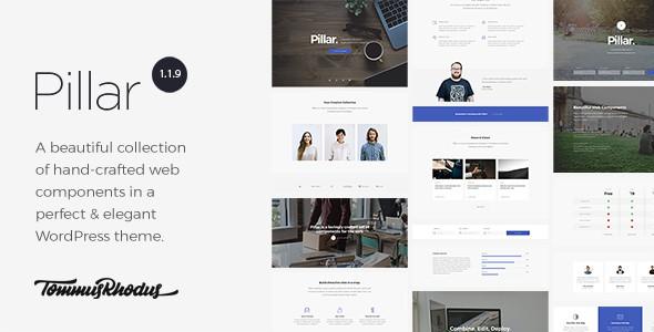 pillar multipurpose multi concept responsive wordpress theme